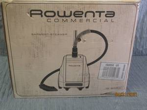 ROWENTA COMMERCIAL GARMET STEAMER IS8050